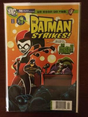 Batman Strikes #35 VG – a