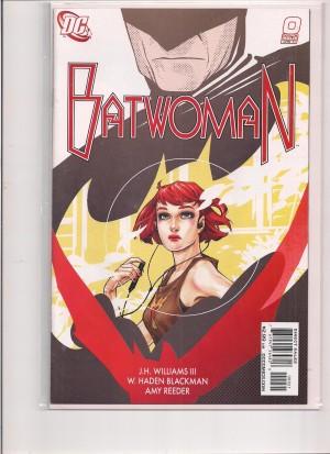 Batwoman #0 Variant – a