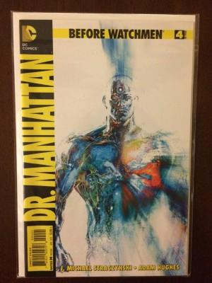 Before Watchmen #4 1-25 Var – a