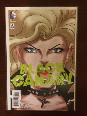 Black Canary 2015 #3 1-25 Variant – a – a