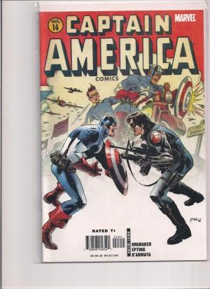 Captain America #14 – 8-24-16
