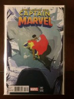 Captain Marvel 2013 #17 Thor Var - a