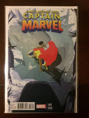 Captain Marvel 2013 #17 Thor Var – a