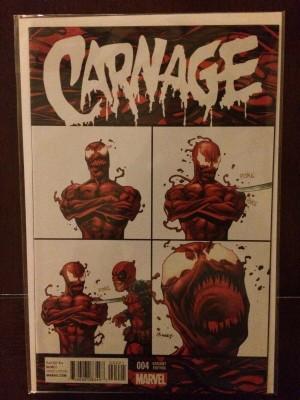 Carnage 2016 #4 Var – a