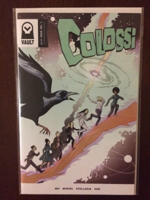 Colossi 2017 #1 – a