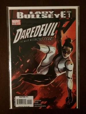 Daredevil #111 Var – a