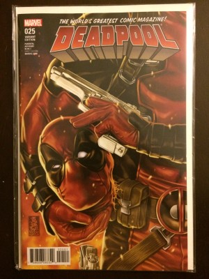 Deadpool 2017 #25 1-50 – c