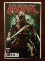 Deadpool 2017 #26 Variant - b