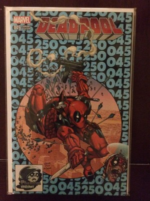 Deadpool #45 Phanton Var – a