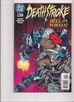 Deathstroke #59 - a