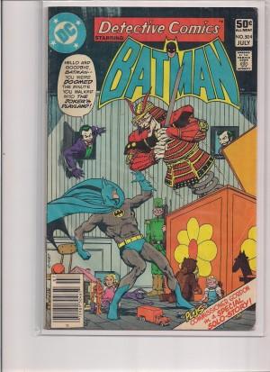 Detective Comics #504 – 5-29-16