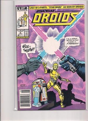 Droids #8 – a