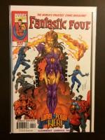 Fantastic Four #11 Vol 3 - a