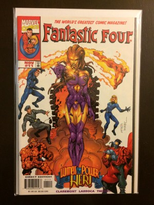Fantastic Four #11 Vol 3 – a