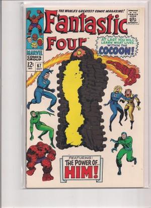 Fantastic Four #67 RP – 6-14-15