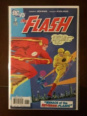 Flash 2011 #7 Variant – a