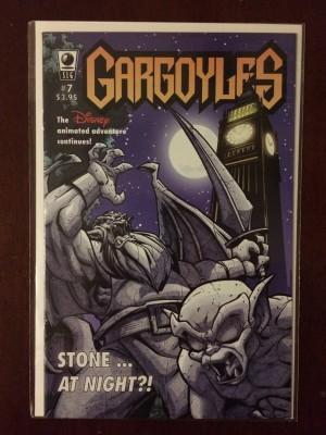 Gargoyles V2 #7 – 3-25-17