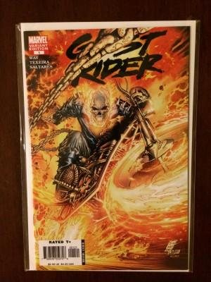 Ghost Rider 2006 #1 Var – b