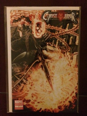 Ghost Rider 2011 #1 1-25 – a