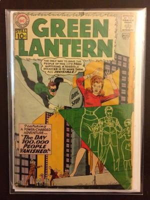 Green Lantern 1961 #7 – d – 2-21-17