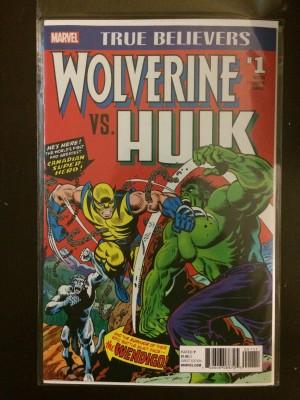 Hulk #181 2017 Reprint – a