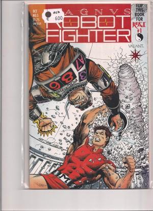 Inigo – Magnus Robot Fighter #5 – a