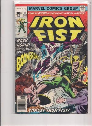 Iron Fist #13 – a