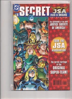 JSA Secret Files #1 – a