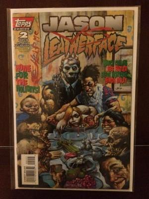 Jason vs Leatherface 1995 #2 GD – a
