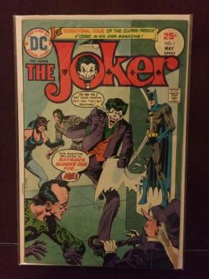 Joker 1975 #1 – GD – a