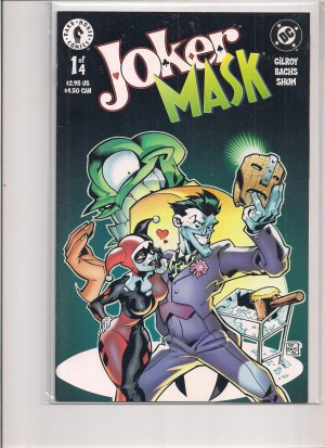 Joker Mask #1 Dark Horse – a