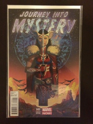 Journey Into Mystery 2013 #649 1-50 Variant – a
