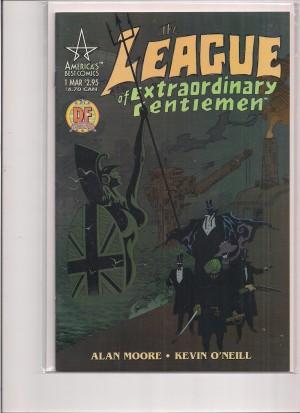League of Extraordinary Gentlemen #1 Variant – a