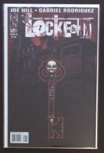 Locke and Key 2008 #1 SECOND Printing - a