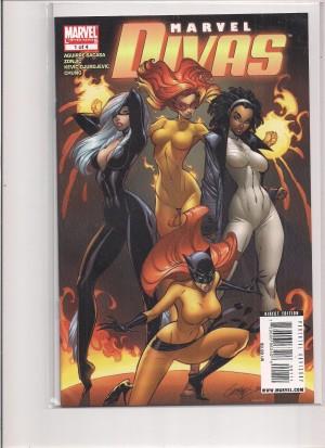 Marvel Divas #1 – a
