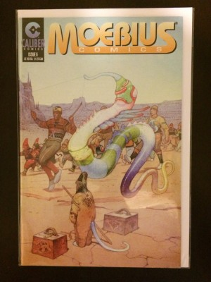 Moebius #6 – a