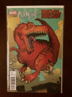 Moon Girl Devil Dinosaur #13 1-10 Var – a