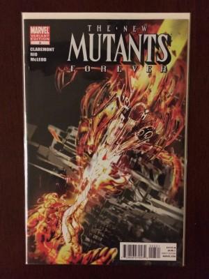 New Mutants Forever #3 Var – a