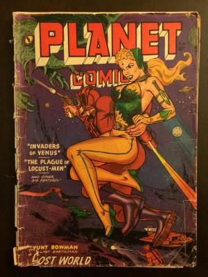 Planet Comics #66 – a