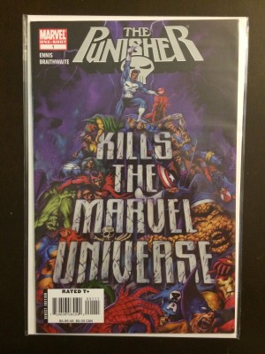 Punisher Kills The Marvel Universe 2008 #1 – 2-5-17