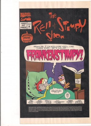 Ren and Stimpy 1993 Giveaway – a