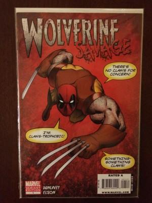 Savage Wolverine Deadpool Var #1 – b