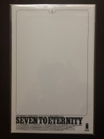 Seven To Eternity 2016 #1 Black - a