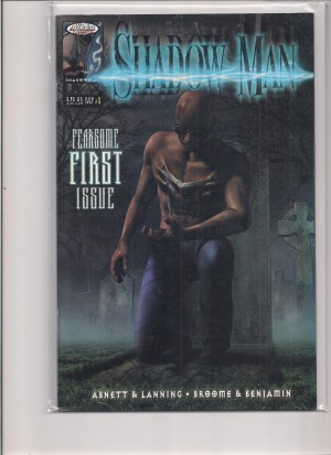 Shadowman #1 w Cover Price – b