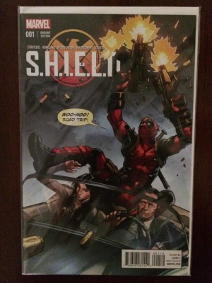 Shield 2014 #1 Deadpool Var – a