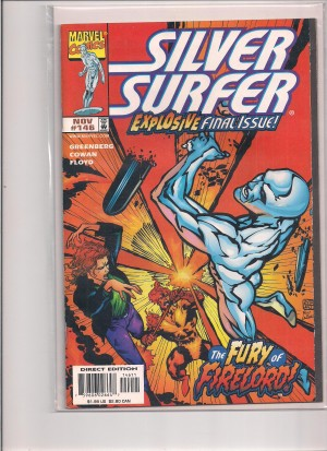 Silver Surfer #146 – a