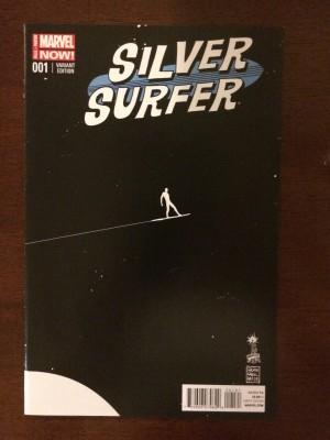 Silver Surfer 2014 #1 1-50 Var front – a