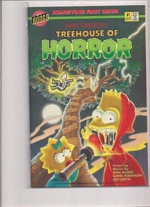 Simpsons Treehouse of Horror 1995 #1 – a