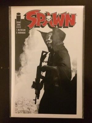Spawn #268 Sketch – a