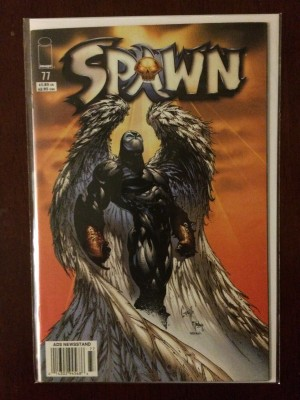 Spawn Newsstand #77 – a